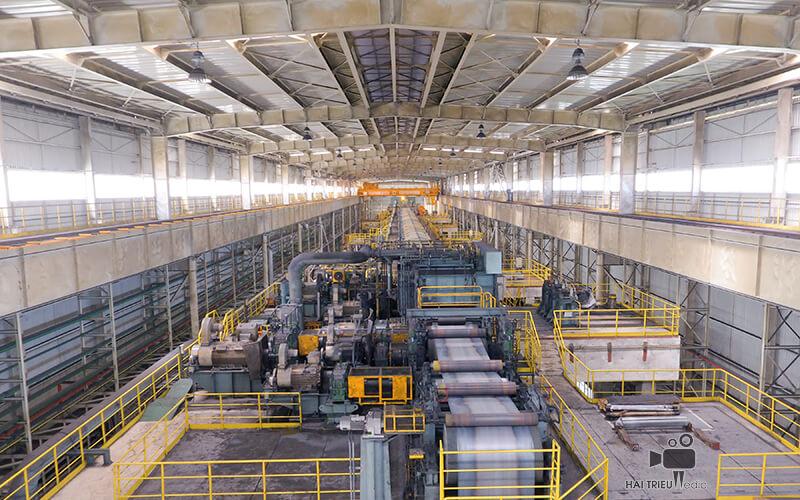 Các sản phẩm của CSVC là nguyên liệu đầu vào phục vụ các ngành công nghiệp sản xuất ô tô, thiết bị điện tử, phụ tùng cơ khí, máy móc thiết bị, đồ gia dụng, xây dựng, ...