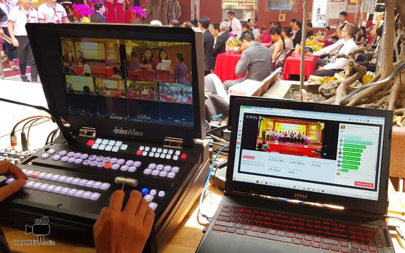 Thiết bị livestream chuyên dụng