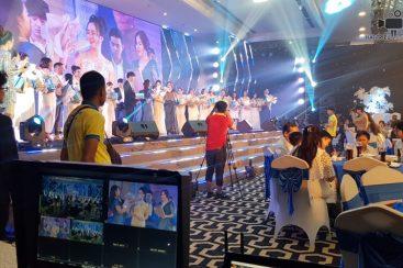Quay phim live stream đám cưới ca sỹ Diệp Tư Đồng & Hà Hiểu Minh (con trai của NS Chung Tử Long & Hồng Hạnh)